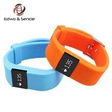 Original ID100 Bluetooth 4.0 Smart Wristband Bracelet Sport Pedometer Sleep Tracker Smartband For iOS Android PK I5 Plus TW64
