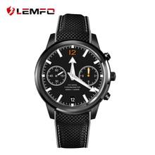 Ограниченное предложение LEMFO LEM5 ОС Android 5,1 наручные часы Smart MTK6580 1,39 «AMOLED Дисплей 3g sim-карты 1 г + 8 г Bluetooth, Wi-Fi SmartWatch