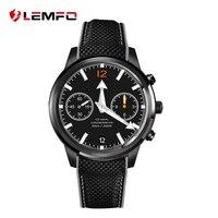 LEMFO MTK6580 LEM5 Muñeca Inteligente reloj Android 5.1 OS 1.39