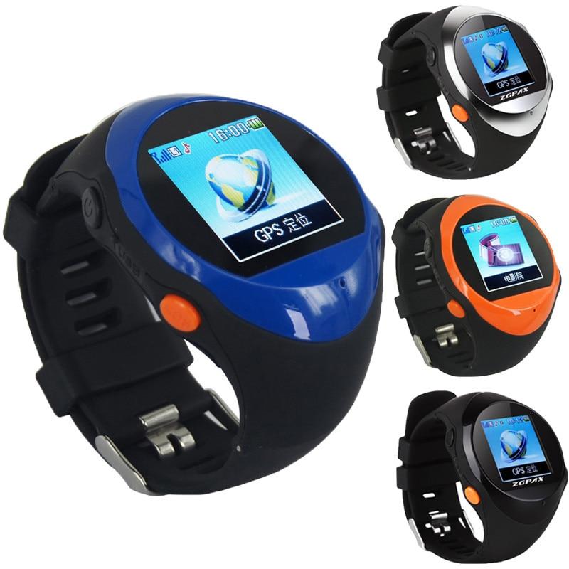 2016 Anti Lost GPS Tracker Watch for Kids SOS Emergency GSM font b Smart b font