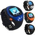 2017 Perdida Anti GPS Tracker Reloj para Niños SOS de Emergencia GSM Teléfono Móvil inteligente App para IOS y Android Smartwatch Pulsera de Alarma