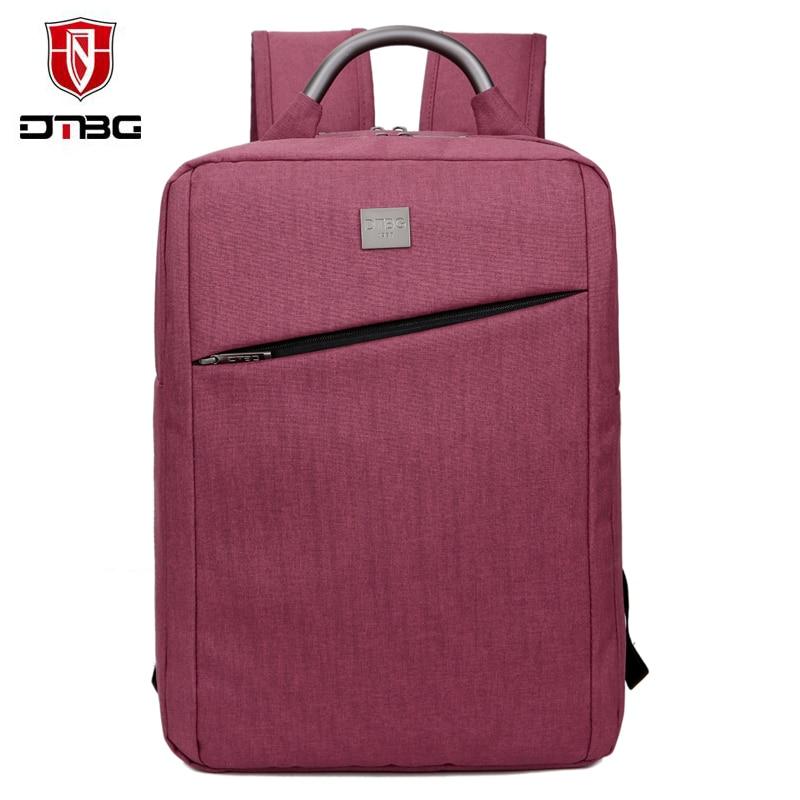 2018 DTBG Brand Waterproof Bags Men Anti Theft Backpacks Women Fashion Large Capacity Mochila Femme School Bag Daypack Rucksack
