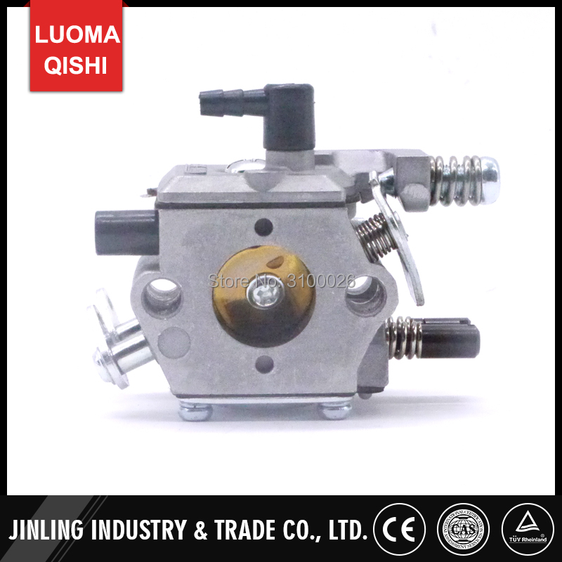 1 pc 5200 Carburetor fit for Chain saw 45cc 52cc 58cc Chainsaw 4500 5200 5800 spare parts