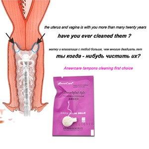 Image 3 - 24 pces medicina chinesa cotonete vaginal descarga de tampões toxinas yoni higiene feminina ginecológica cura cuidados cotonete tampões