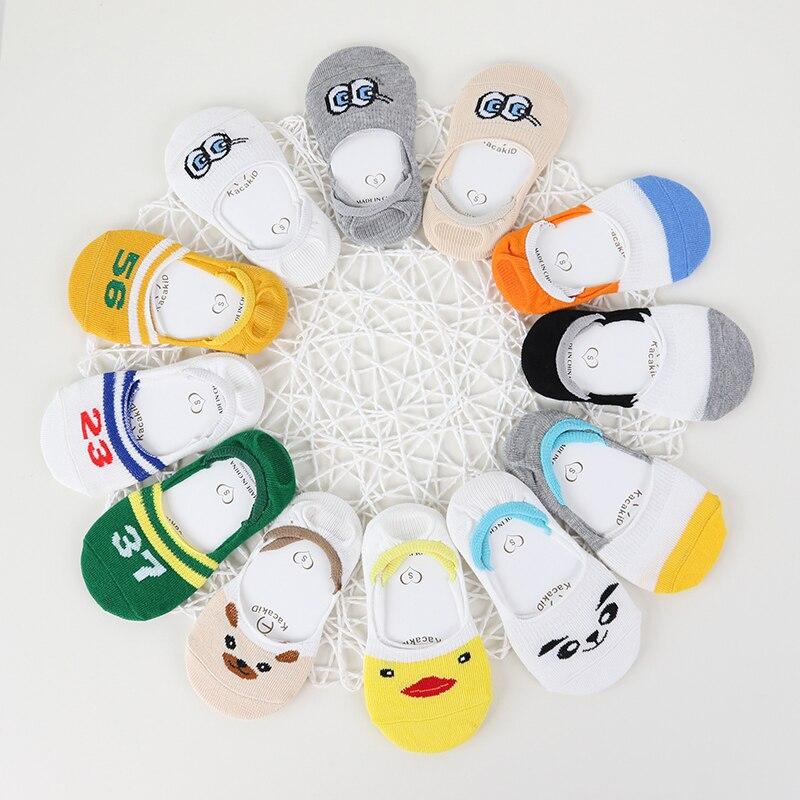 Носки для малышей Летние Повседневные детские спортивные носки нескользящие носки для новорожденных детей Kaus kaki anak-anak/Kindersokken