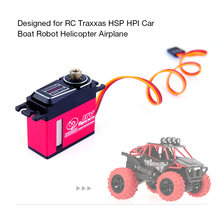 CYS-S3215 RC Car 10kg HV High Torque Metal Gear Digital Servo for RC Traxxas HSP HPI RC Boat RC Helicopter Robot Airplane(China)