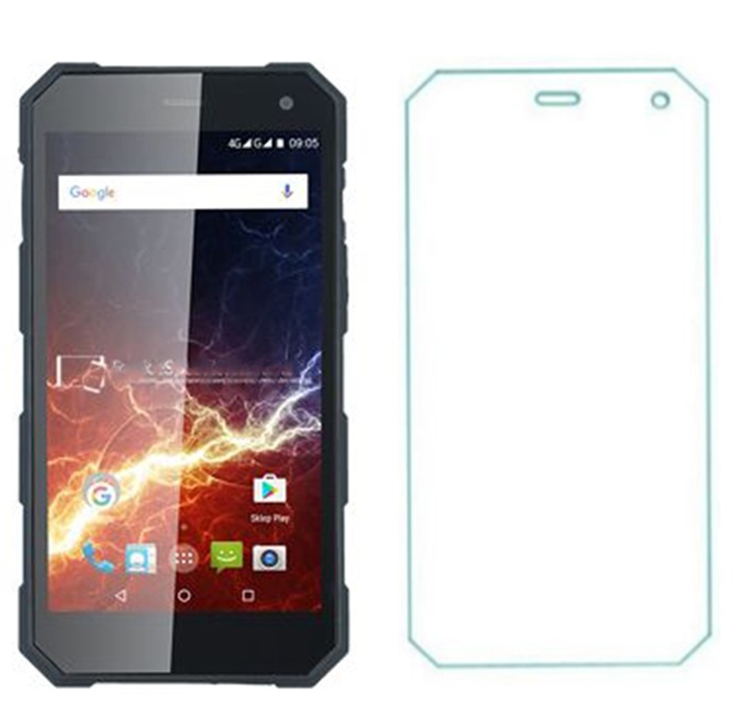 Smartphone Tempered Glass  for  myPhone Hammer Energy  9H Explosion-proof Protective Film Screen Protector cover phone smartphone