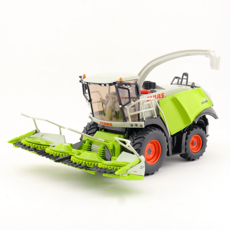1:32 alloy construction vehicles, high simulation Claas Jaguar 960 Harvester,toy vehicles, freewheeling,free shipping bruder комбайн claas jaguar 900 02 131