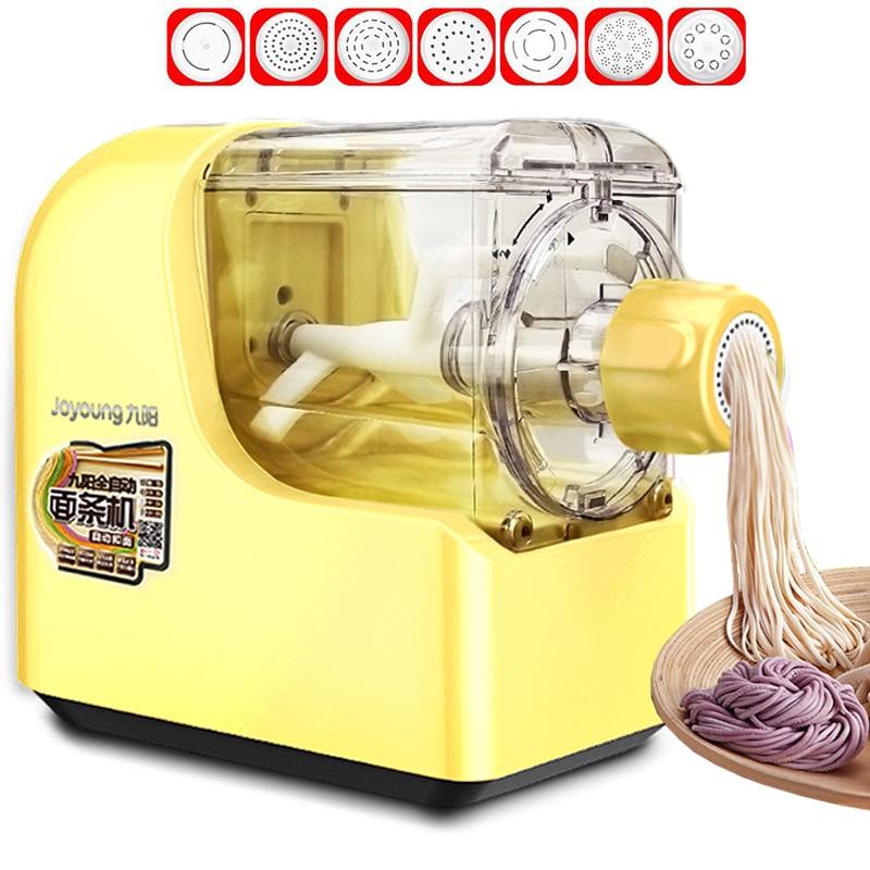 220V Automatic Electric Noodle Maker Machine Dough Mixer Noodle Maker Spaghetti Pasta Dumpling Machine Y automatic pasta machine household pasta machines electric noodle pressure machine noodle maker