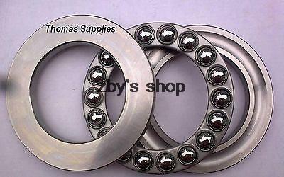 1pcs 120 x 155 x 25mm 51124 Axial Ball Thrust Bearing 3-Parts 120*155*25 free shipping high quality 2pcs 51102 axial ball thrust bearing 3 parts 15x28x9mm