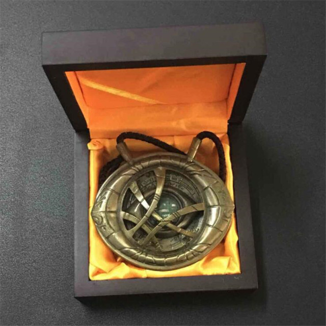 Кулон Доктор Стрэндж Глаз Агамотто в подарочной коробке 2