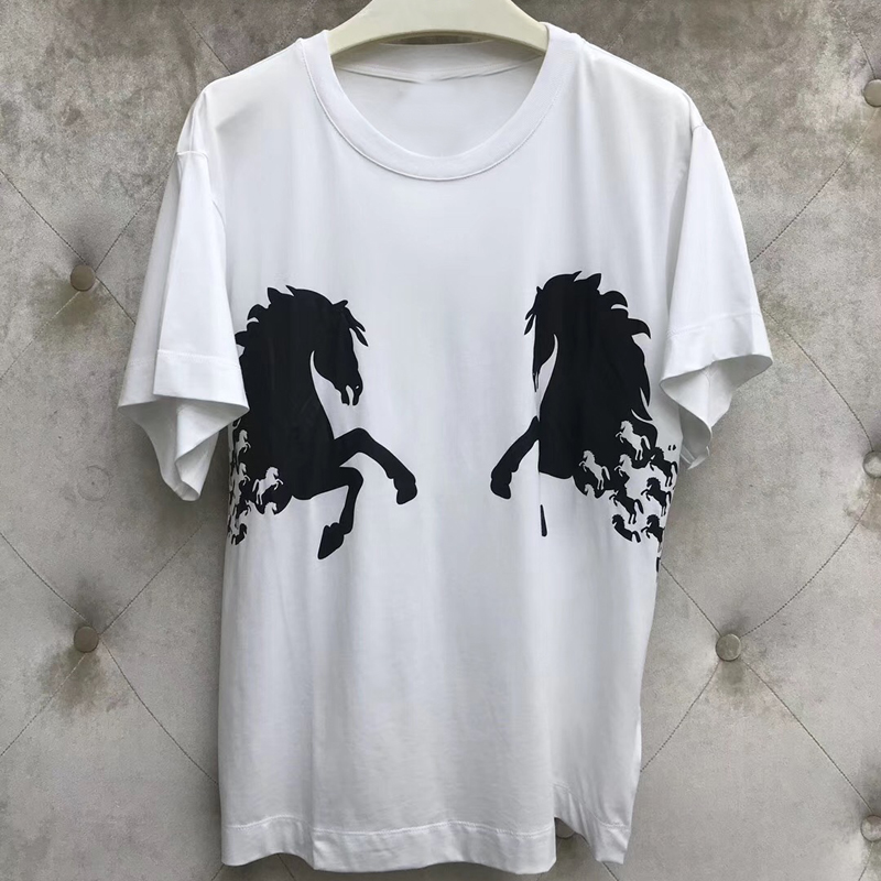corail Rouge 2019 Manches Confortable De D'été Femme Courtes Haut Noir T shirt O Pour cou Nouveau blanc Mode Décontracté Dames Tshirt Femmes I1vqR