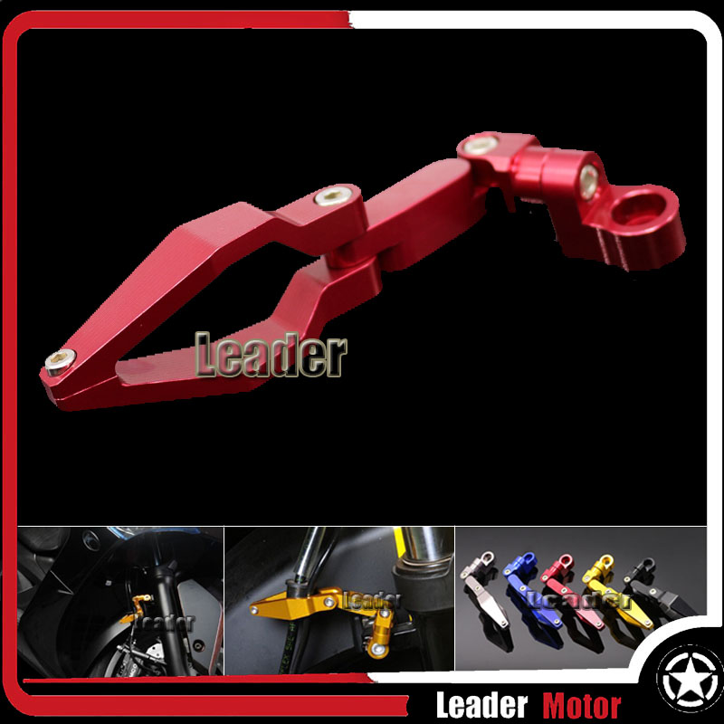 Motorcycle Accessories Brake Line Clamp Red For YAMAHA T-MAX 530 TMAX 500 MT-01 MT-07 MT-09/MT-09 Tracer R1 R6 R125 motorcycle accessories fairing windshield body work bolts nuts screws for yamaha mt 01 mt 02 mt 03 mt 07 mt 09 tracer mt 10 abs