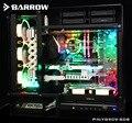 Barrow Acryl Bord Wasser Kanal Lösung kit verwenden für IN WIN 909 Computer Fall/Kit für CPU und GPU block/Statt reservoir