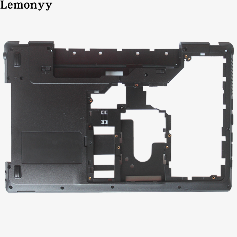 NEW Laptop Bottom <font><b>Case</b></font> for <font><b>Lenovo</b></font> <font><b>G560</b></font> G565 Laptop Bottom Base <font><b>Case</b></font> Cover with HDMI image