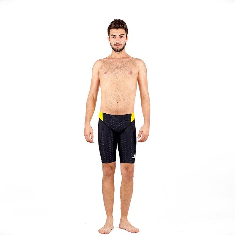 2018 Shark Skin Tight Jammer Meeste ujumisriided ujuma suplussport - Spordiriided ja aksessuaarid - Foto 3