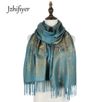 Pashmina écharpe rayonne patchwork motif dames wraps châles foulards femmes marque de luxe écharpe en soie coton tissé foulards châle