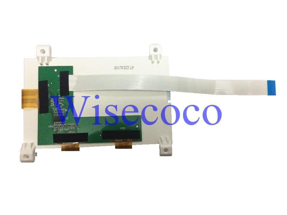 D'origine Pour YAMAHA DGX520 DGX620 YPG625 DGX630 DGX640 psr s500 s550 s650 mm6 mm8 LCD écran module d'affichage 100% Haute qualité