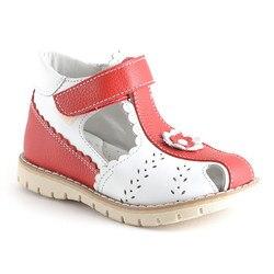 Sandalen für mädchen echtes leder neue orthopädische komfort für kinder schöne