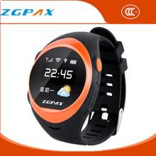 2016 Smartwatch Wasserdichte Chinesische Armbanduhr Handy Smart handy Männer Frauen SOS Montre Connecter Smart Uhr Gps-verfolger