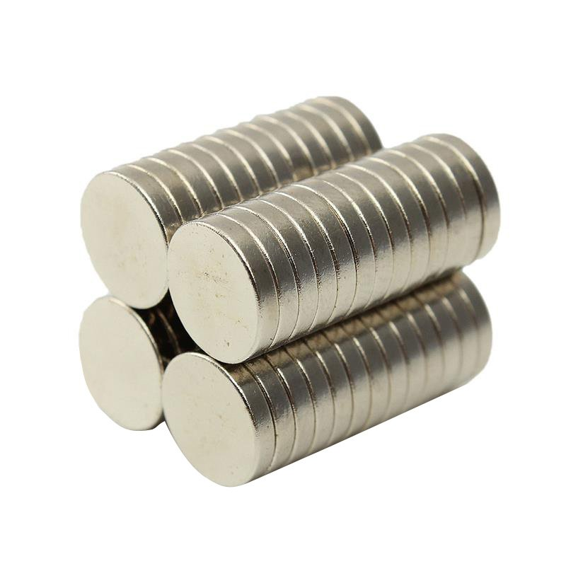 50Pcs Super Powerful Strong Rare Earth Block Magnet Neodymium N50 Magnets (10 * 2mm) hot 2015 limited direct selling neodymium magnets 2 pcs lot 50x25x10mm n50 strong block cuboid magnet rare earth neodymium