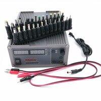 Высокая Мощность Цифровой Регулируемый DC ПИТАНИЕ CPS 6017 1000 В Вт 60 в 17A лаборатории с 28 шт. ноутбука адаптеры питания