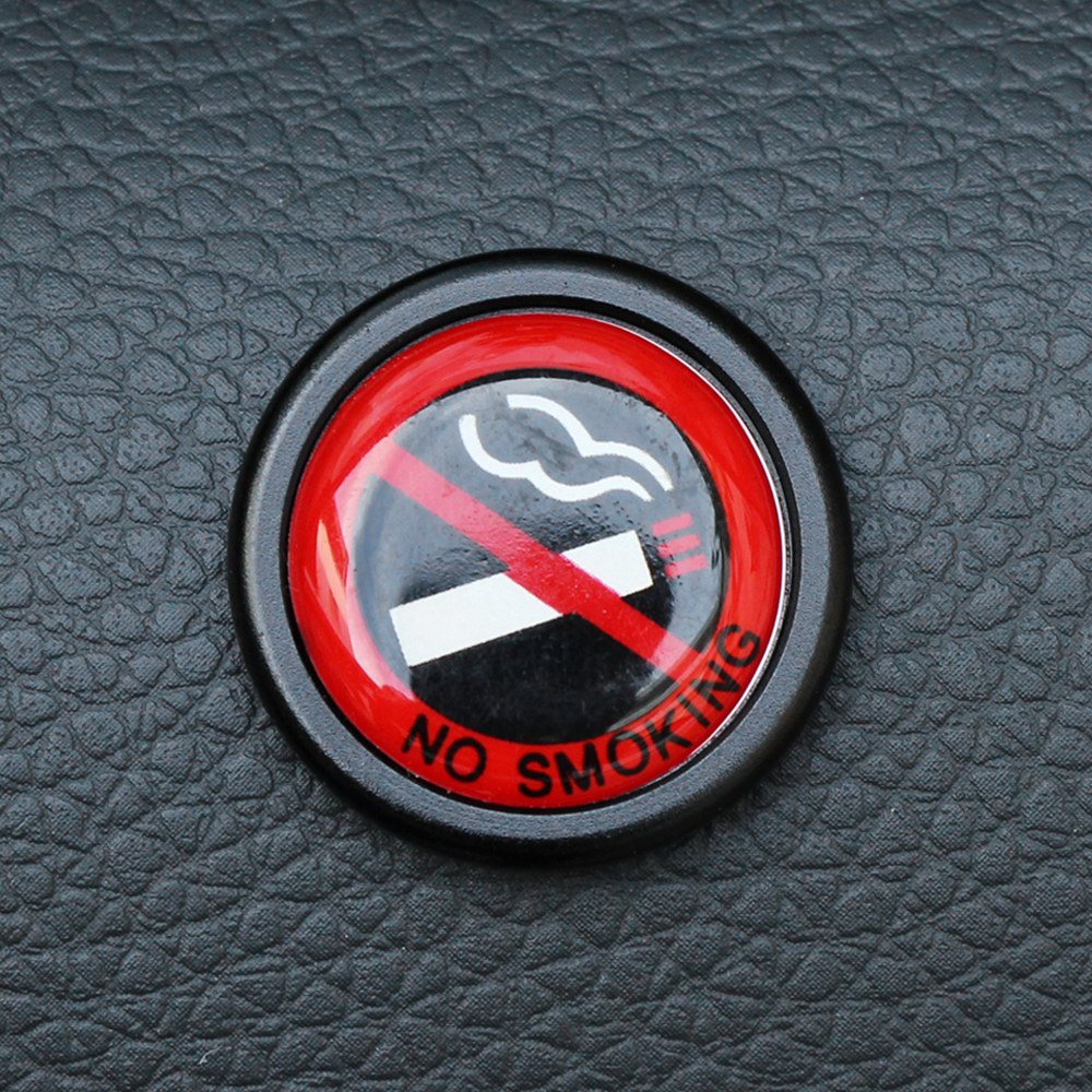 Car aluminum no smoking sign tips warning logo stickers for car aluminum no smoking sign tips warning logo stickers for mercedes benz w211 w221 w220 w163 w164 w203 c e slk glk cls m gl in car stickers from biocorpaavc Image collections