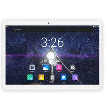 10 inch Octa Core Tablet PC 4GB RAM 64GB ROM 1280*800 IPS HD Screen Android 7.0 GPS Tablets DHL POST Free Shipping
