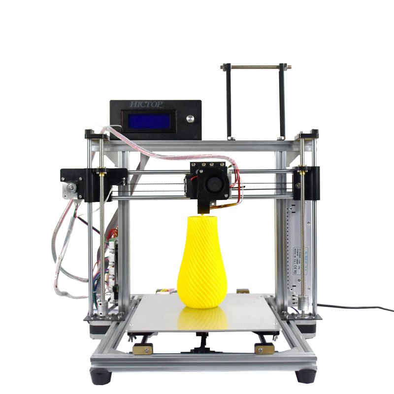 HICTOP High Precision UP Full Aluminum Frame with the Functions of Auto Level and Filament Control