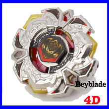1pcs Spinning Top BB114 Beyblade Metal 4D Launcher Constellation Fighting Gyro Battle Fury Toys Christmas Gift