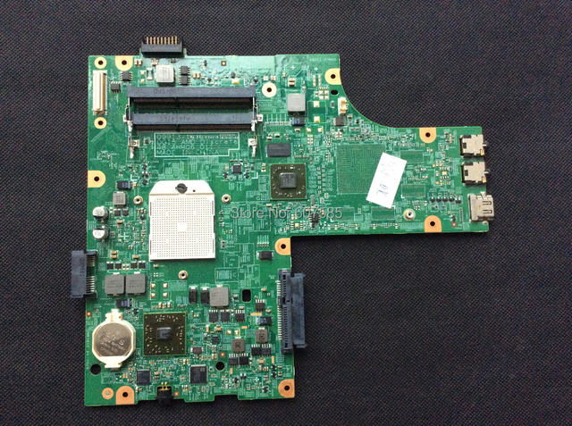 Para dell m5010 48.4hh06.011 cn-0yp9np yp9np madre del ordenador portátil mainboard 100% probado