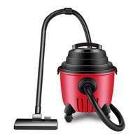 Dry and Wet Blowing Three Bucket Industrial Vacuum Cleaner Mute Home Decoration Commercial Vacuum Cleaner XY 1011
