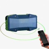СПЦ велосипед Динамик Extra Bass Bluetooth 4,2 Музыка приемник NFC Звук Коробка Водонепроницаемый Мощность Bank внешняя Динамик для телефона