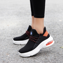 Ins Super Popular Women's Shoes 2018 New Thick - Bottomed Stretch Socks Shoes Korean Version of The Leisure Father Tide Shoes 5