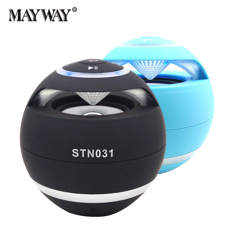 Wireless <font><b>Bluetooth</b></font> Speaker Portable Mini Receiver Speakers Smart Hands Free Speaker TF Card For xiaomi iphone Mobile Phone