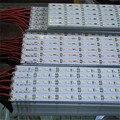 RAYWAY 10 unids * 50 Cm Super Brillante Dura Rígida Led Bar lights DC12V 36 led SMD 5630/5730 De Aleación De Aluminio Llevó la Tira luz Para gabinete