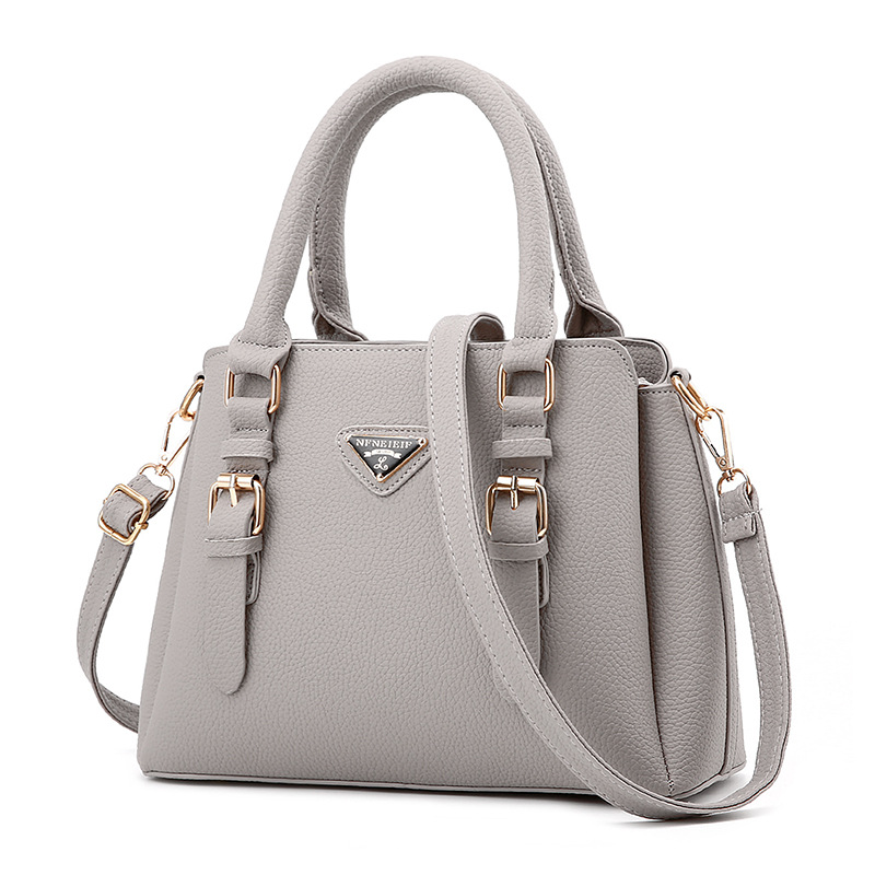 Compare Prices on Black Leather Designer Handbags Sale- Online ...