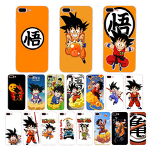 Cartoon dragon ball Monkey King child Soft silicone phone case for iphone X XS XR XSMAX 8 7 6s 6 plus 5 5s se TPU mobile shell