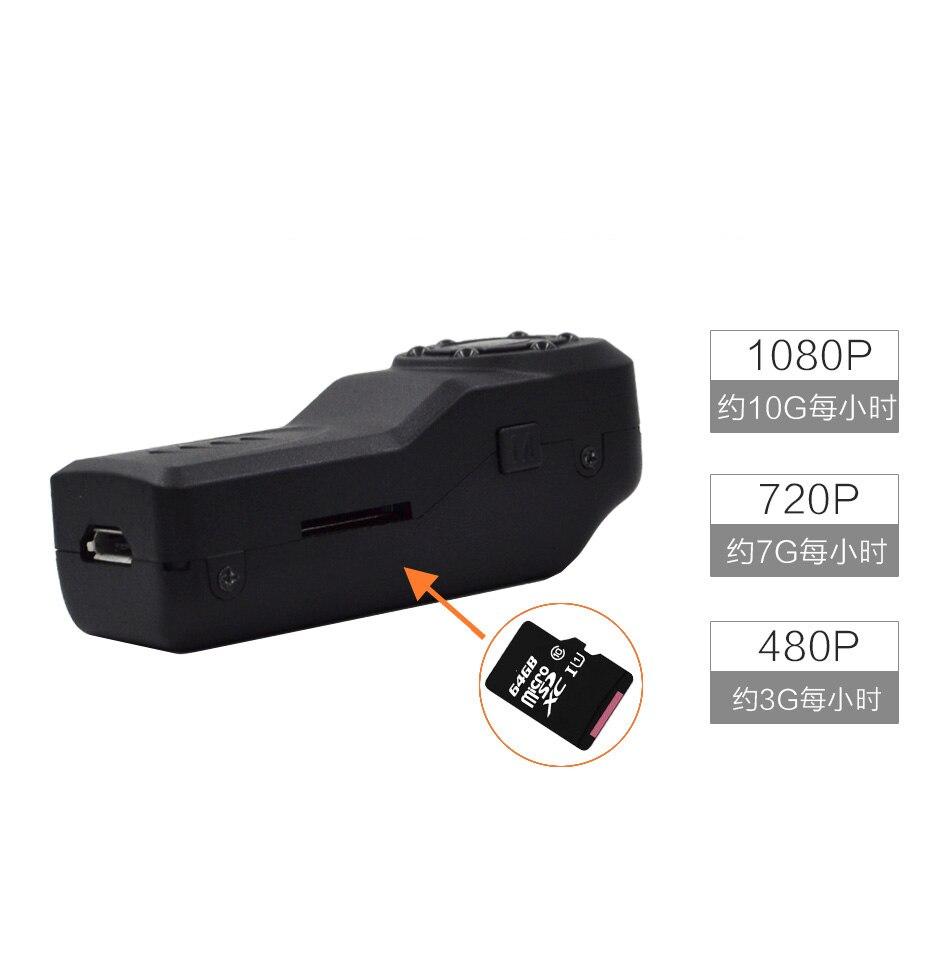 MD50 მინი კამერა 1080P 720P HD ღამის - კამერა და ფოტო - ფოტო 4