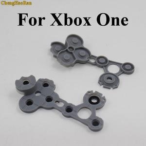 Image 3 - 30 pcs 100 pcs Gomma Conduttiva Contatto Pulsante D Pad Pad per Xbox One xboxone di Ricambio