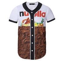High Quality Team Baseball Jerseys Diy 3d 2017 Basketball Shirts Custom Professional Baseball Jersey