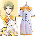 Hot Cartoon Anime Cute High Earth Defense Club Love! Binan Koukou Chikyuu Bouei Bu Love! Cosplay Costume School Boys Uniform
