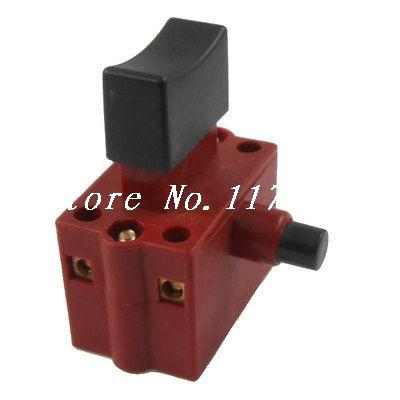 FA4-10/2B DPST NO Electric Power Tool Lock Trigger Switch