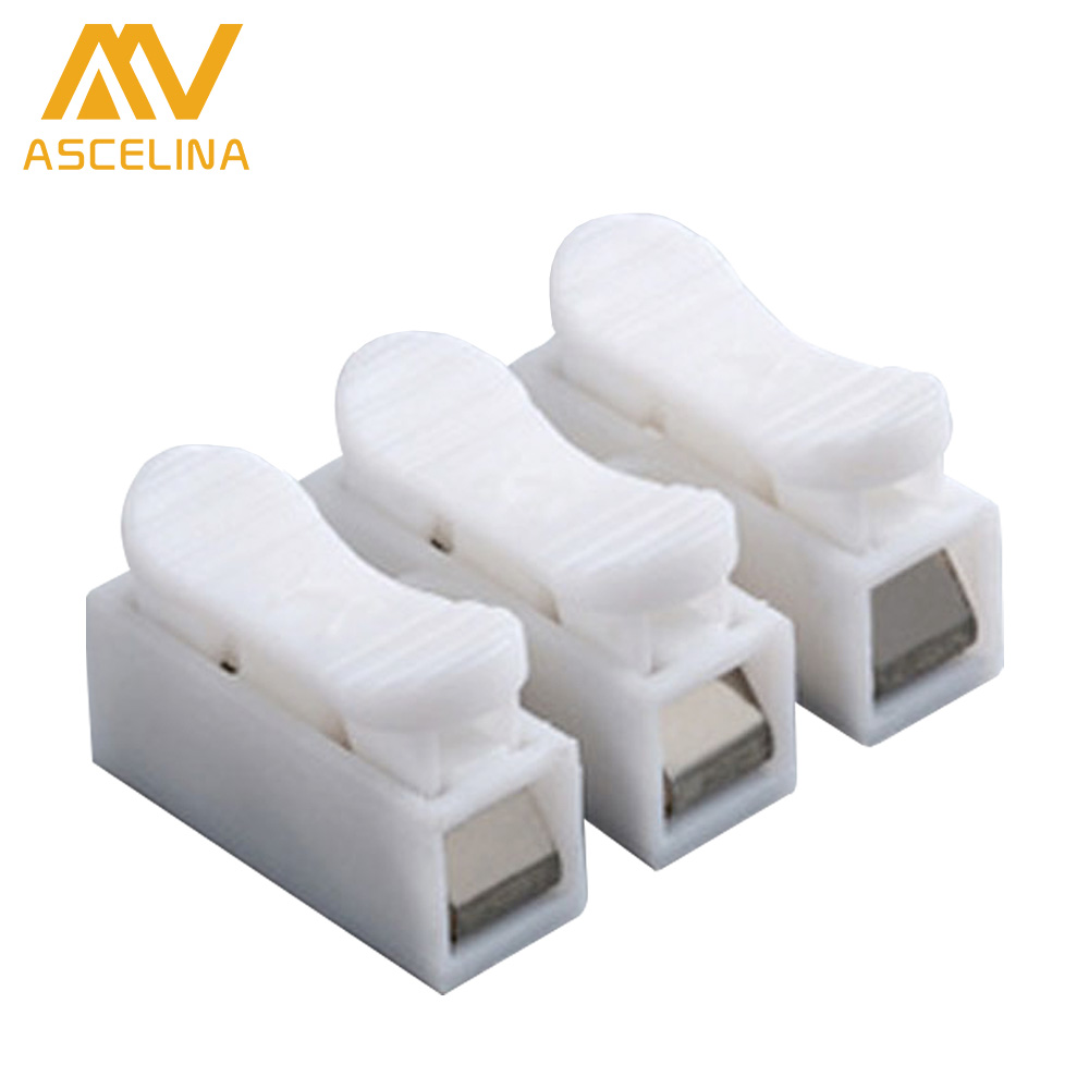 10psx 3p Spring Connector wire with no welding no screws Quick Connector cable clamp Terminal Block 3 Way Easy Fit for led strip дутики no limits no way no limits no way no025awmec41