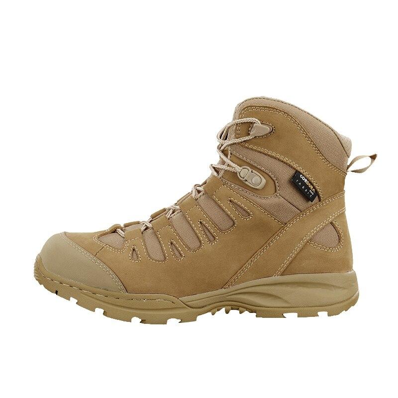 Chaussures de randonnée en antarctique bottes de randonnée imperméables bottes tactiques baskets de sport d'escalade en plein air pour chaussures d'armée pour hommes