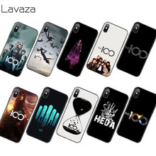 Lavaza Heda Lexa The 100 Soft TPU Case for iPhone 11 Pro XS Max XR X 8 7 6 6S Plus 5 5S SE(China)