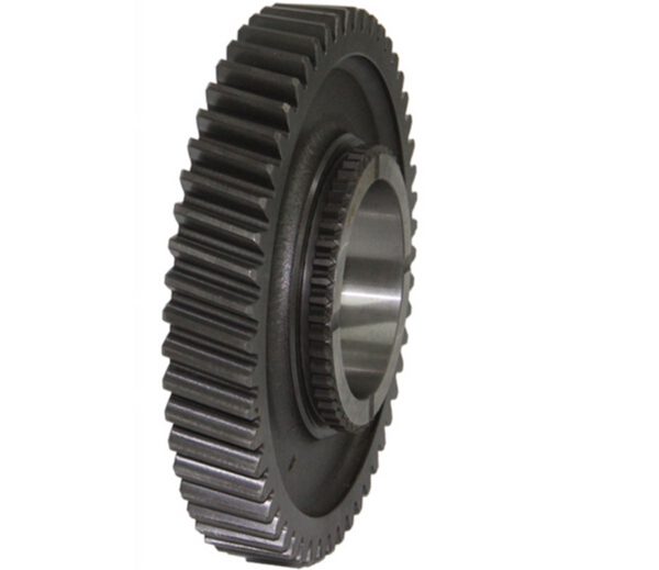 Foton lovol tractor parts, driven gear for PTO high speed, part number: TD800.412D-02 driven to distraction
