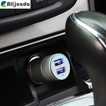 USB car charger cigarette socket lighter fast car charger power adapter for BMW X-series 3-series 5-series 7-series E F-series image