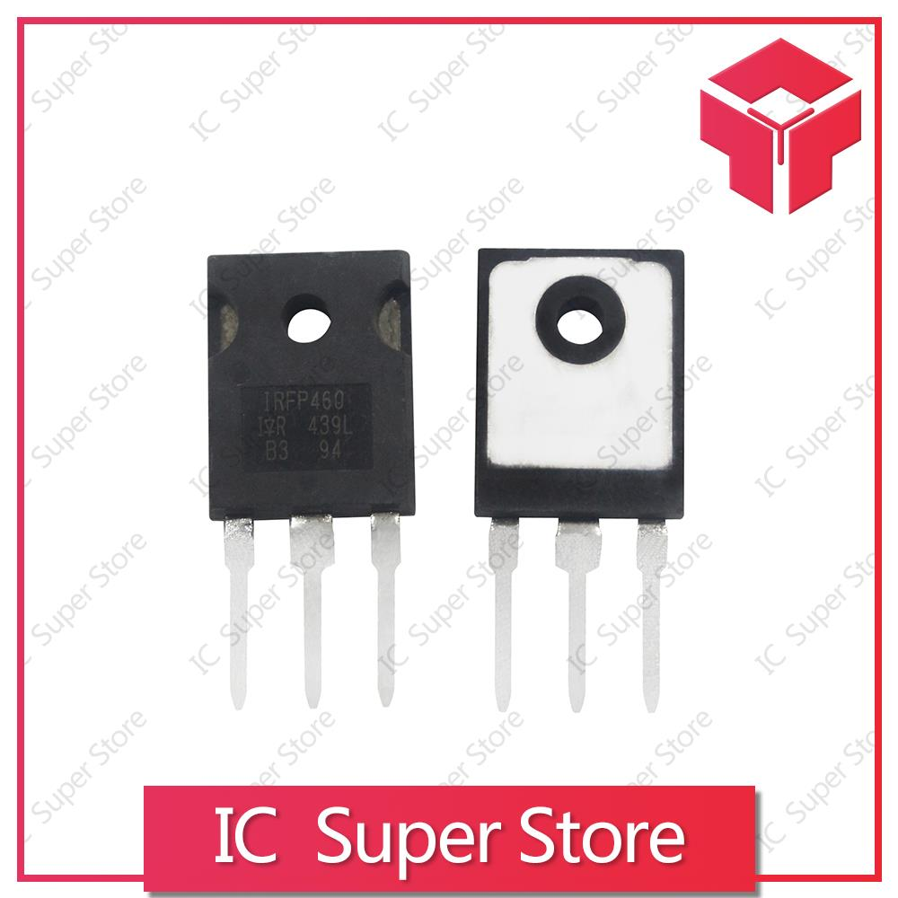 Image 2 - 10pcs IRFP460N IRFP460 IRFP460A IRFP460Z IRFP460LC TO 247 20A 500V Power MOSFET transistor-in Transistors from Electronic Components & Supplies