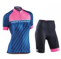 2018 NW Frauen Neue Kurzarm Bike Racing Kleidung Radfahren Jersey Sommer Trocknen Schnell Ropa Ciclismo Fahrrad Kleidung abbigliamento